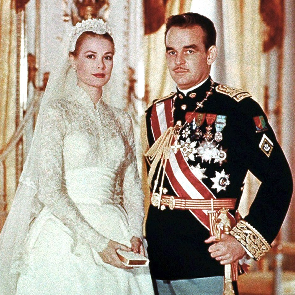 Prince of Monaco to Princess Grace